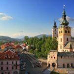 Словакия — маленькая европейская страна